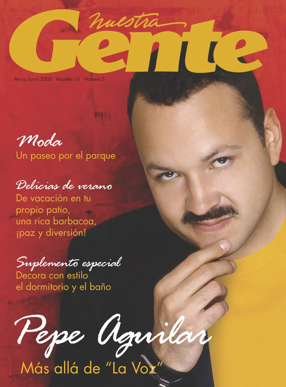 Magazine Design & Production – Nuestra Gente