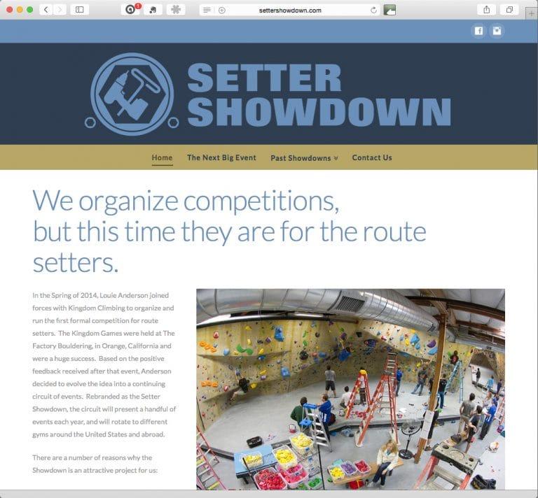 Freelance Graphic Design – Setter Showdown