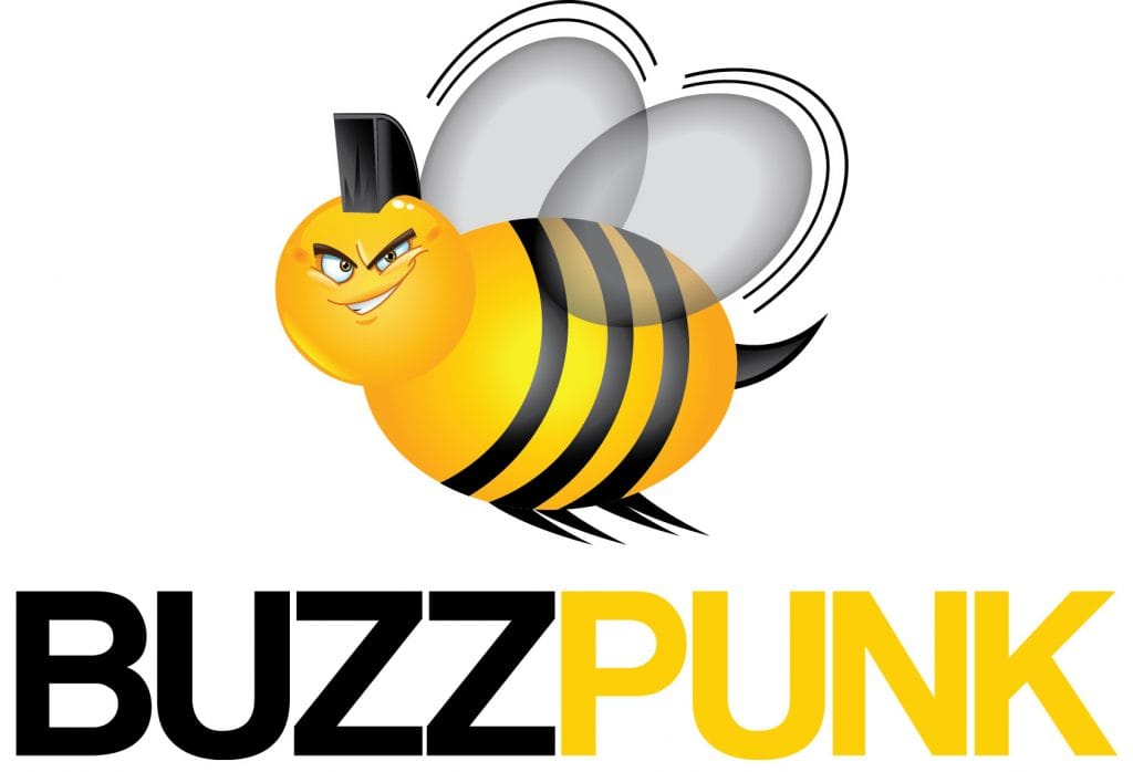 Logo Design & Branding – Buzz Punk