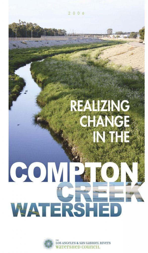 Annual Report – Compton Creek Watershed