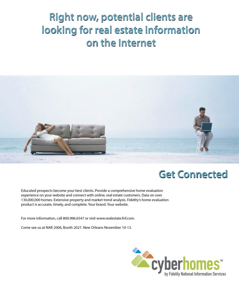 Advertising Design & Production – Cyberhomes