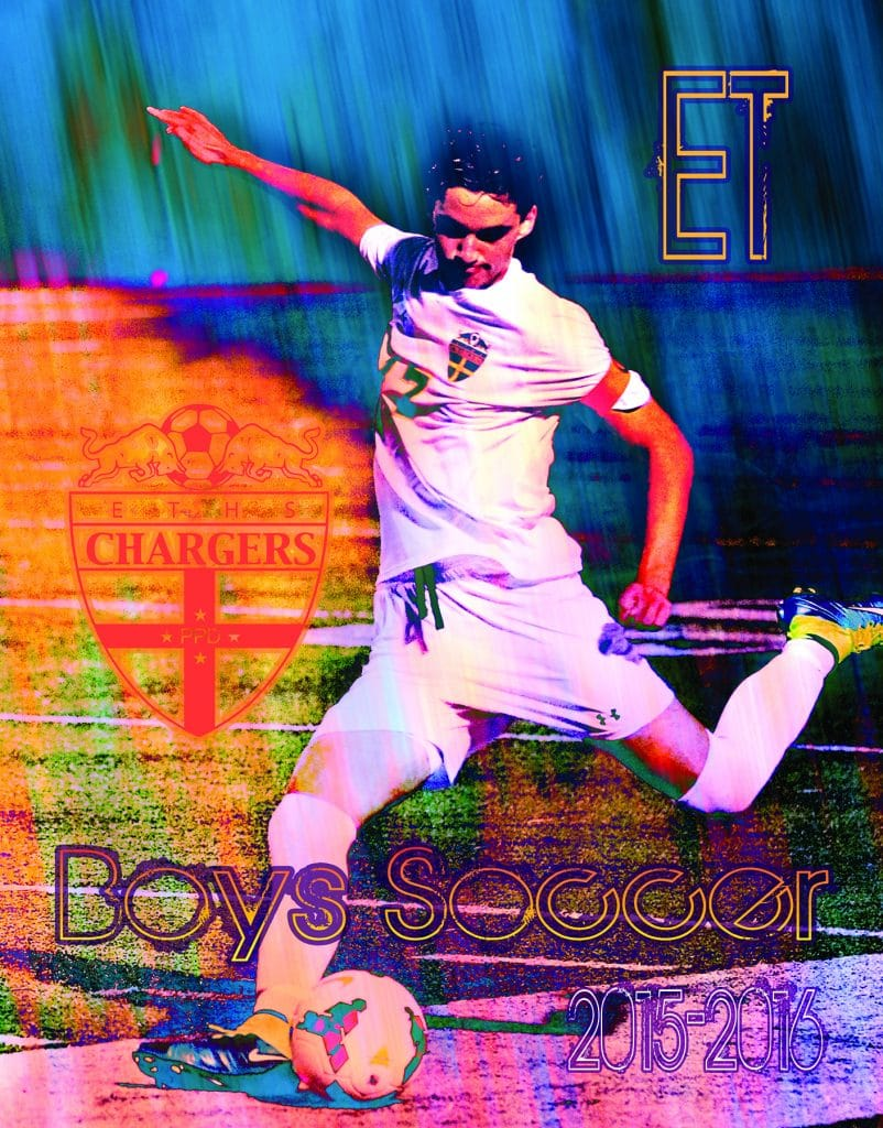 Yearbook Design & Production – El Toro High School Soccer