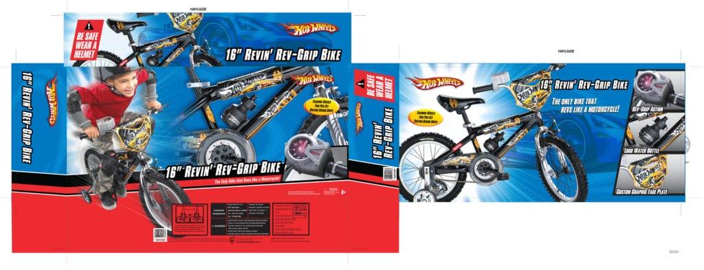 Package Design & Production for Jovenville – Mattel