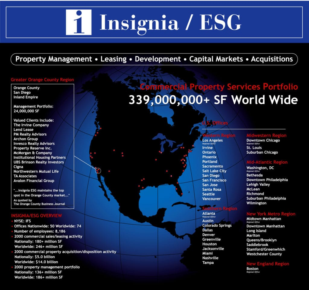 Booth Graphics – Insignia ESG