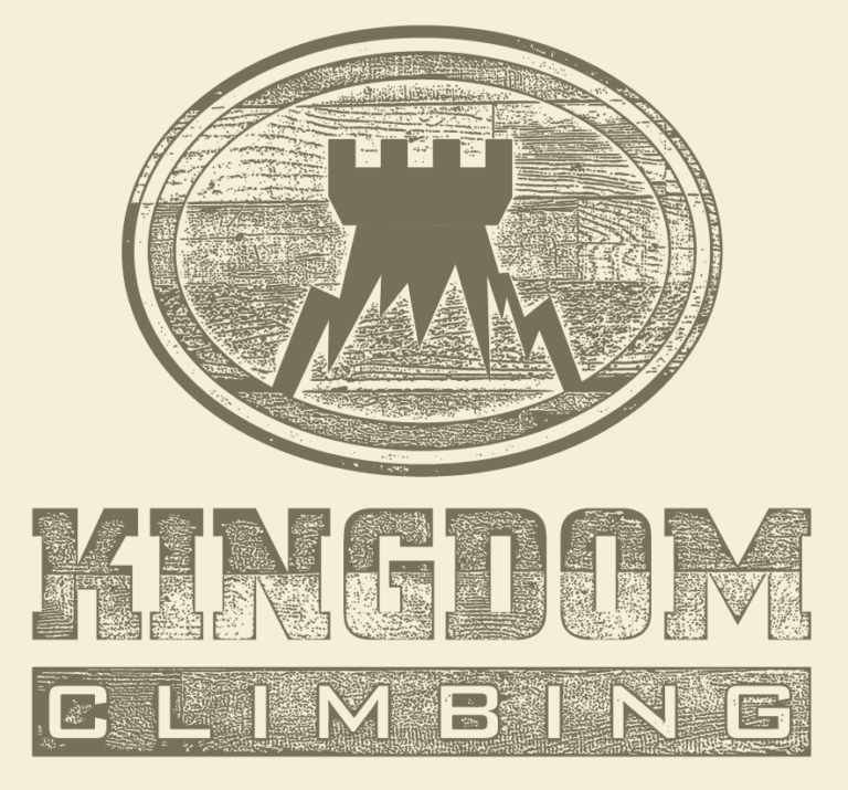 Graphic Design & Illustration – Kingdom Climbing