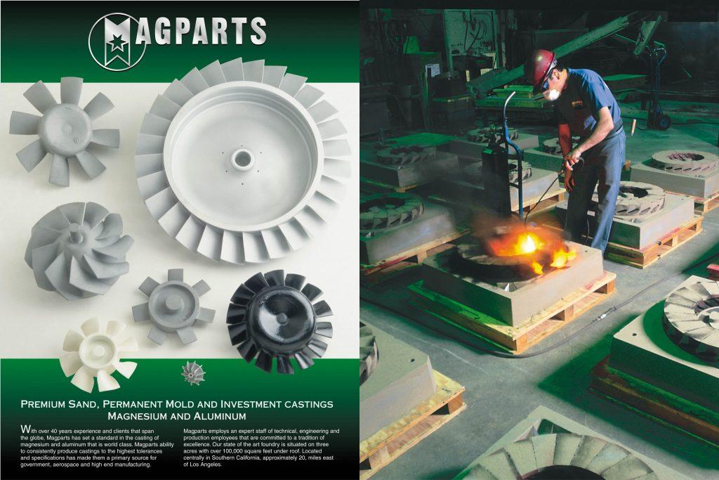 Catalog Design & Production – Magparts