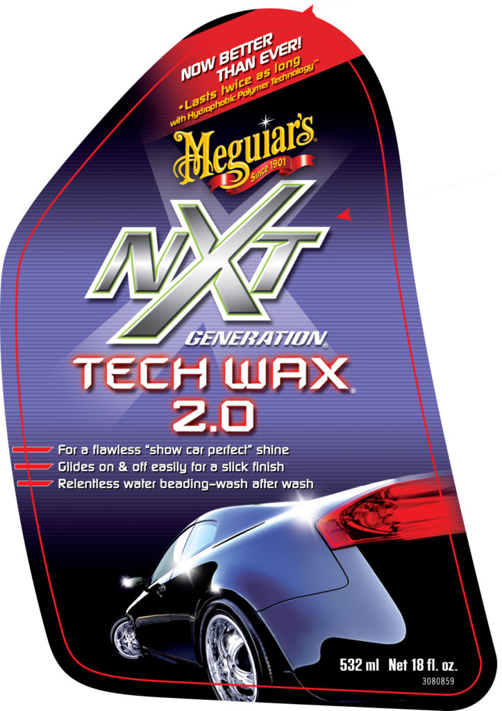Package Design & Production – Meguiar's