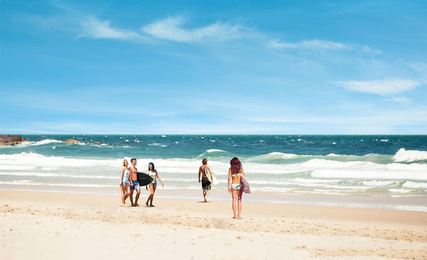OCTA De-Zombify Beach-A