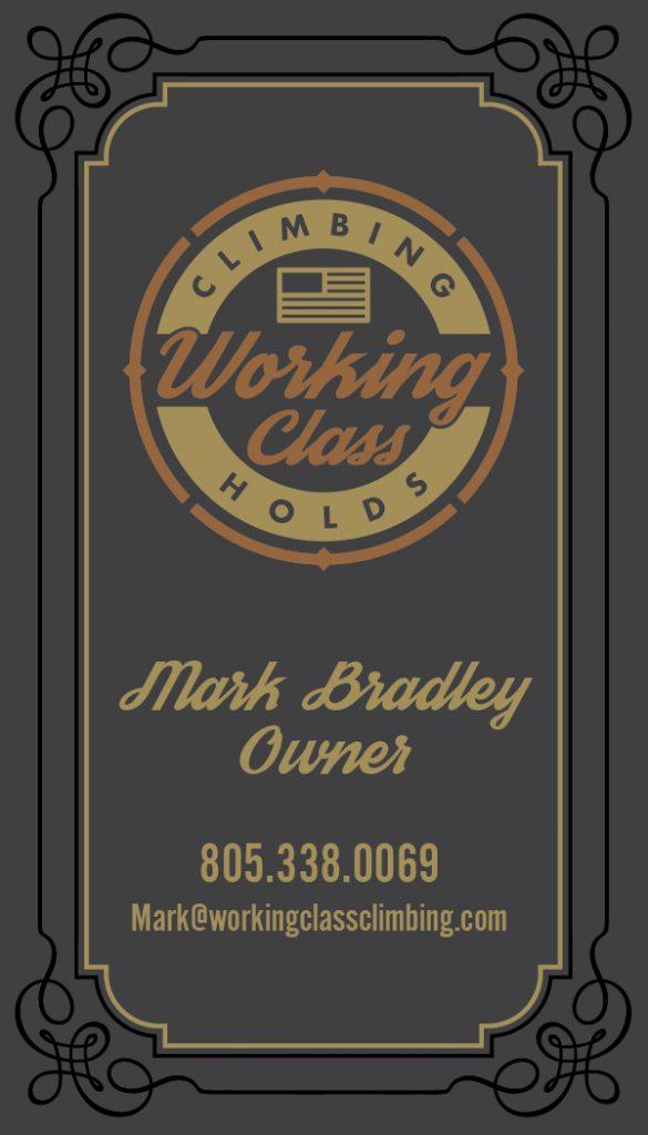 Logo Design & Branding – Working Class Holds
