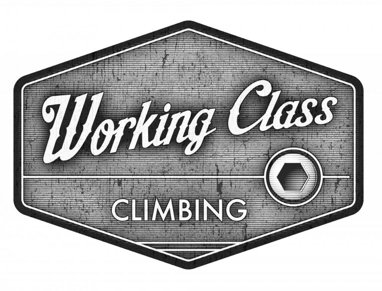 Graphic Design & Illustration – Working Class Climbing