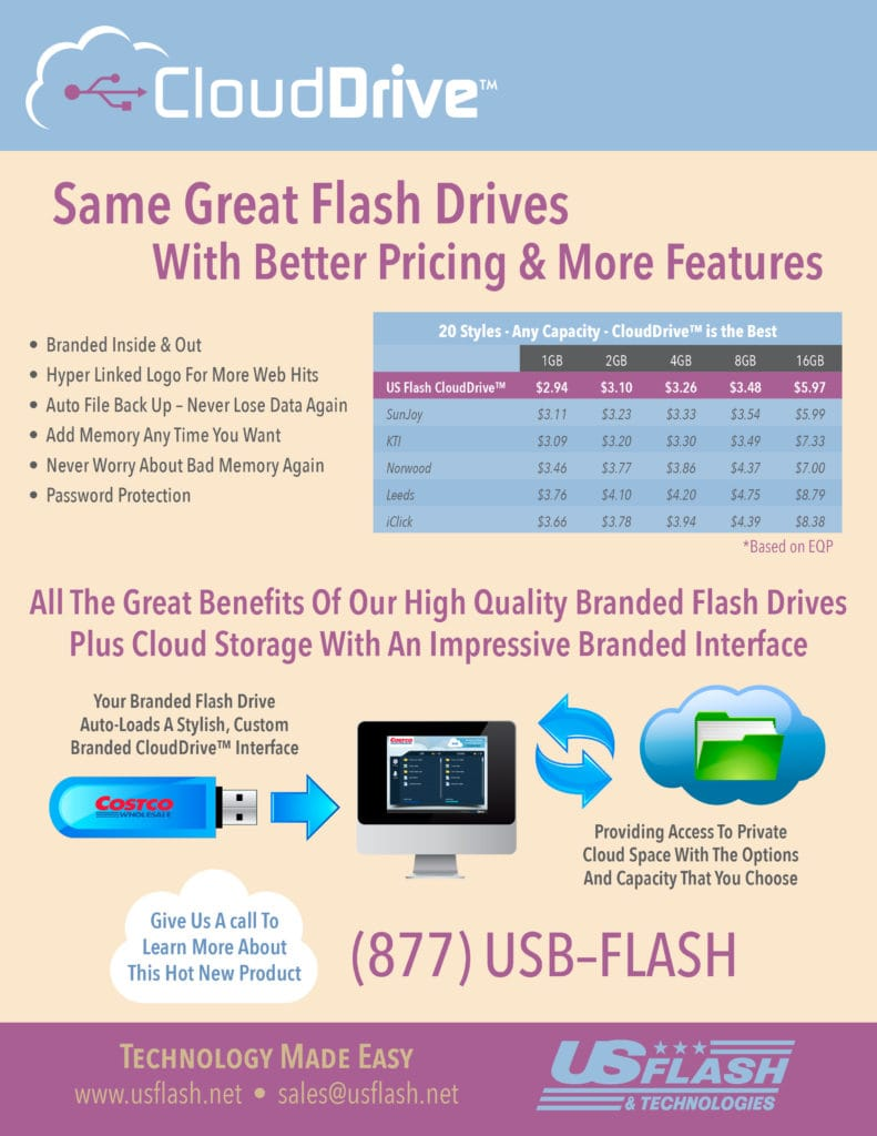 Print Design & Production – US Flash