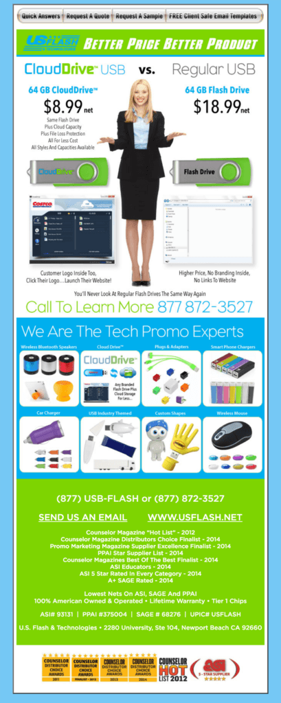 Email Marketing – US Flash